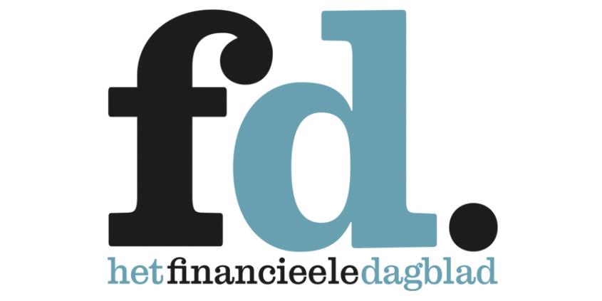 Bouwaandeel in het Financieele Dagblad