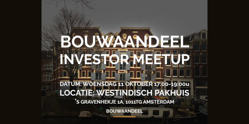 Investor Meetup Amsterdam