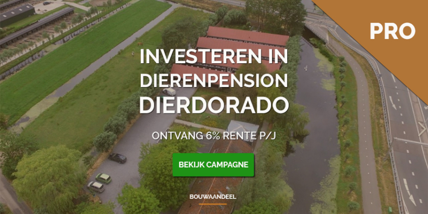 Investeren in Dierenpension DierDorado